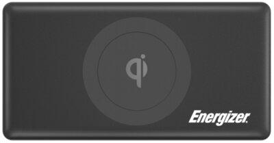 Мобильная батарея ENERGIZER QE10000CQ 10000mAh Qi Wireless TYPE-C QC3.0 Black 5