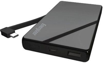 Мобильная батарея ENERGIZER UE10016CQ 10000mAh TYPE-C QC3.0 Black 4