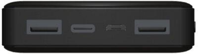Мобильная батарея ENERGIZER UE15002 15000mAh TYPE-C Black 3