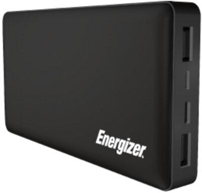 Мобильная батарея ENERGIZER UE15002 15000mAh TYPE-C Black 4