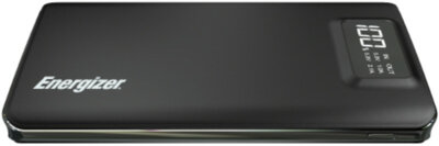 Мобильная батарея ENERGIZER UE10018 10000mAh with LCD Black 1