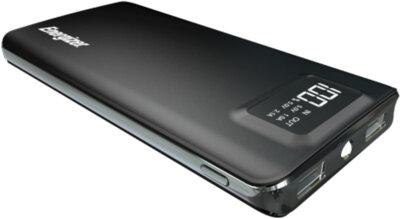 Мобильная батарея ENERGIZER UE10018 10000mAh with LCD Black 3