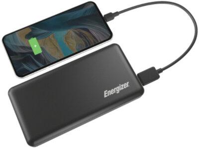 Мобильная батарея ENERGIZER UE18000 18000mAh TYPE-C Black 4