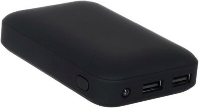 Мобильная батарея ERGO LI-07 7500 mAh Black 1