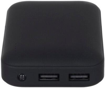 Мобильная батарея ERGO LI-07 7500 mAh Black 6
