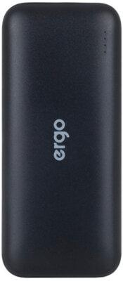 Мобільна батарея ERGO LI-15 10000 mAh Black 1