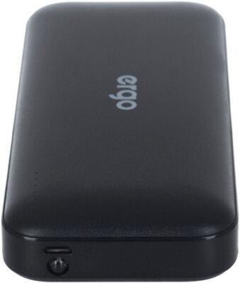 Мобільна батарея ERGO LI-15 10000 mAh Black 7