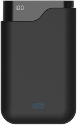 Мобильная батарея ERGO LI-U3 7500 mAh TYPE-C Rubber Black 1