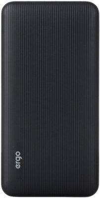 Мобільна батарея ERGO LP-103 10000 mAh Black 1