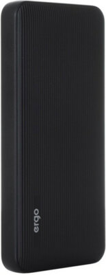 Мобільна батарея ERGO LP-103 10000 mAh Black 2