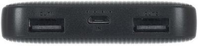 Мобільна батарея ERGO LP-103 10000 mAh Black 5