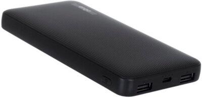 Мобільна батарея ERGO LP-103 10000 mAh Black 3