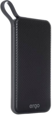 Мобільна батарея ERGO LP-129 10000 mAh TYPE-C Black 2