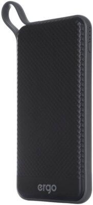 Мобільна батарея ERGO LP-129 10000 mAh TYPE-C Black 3