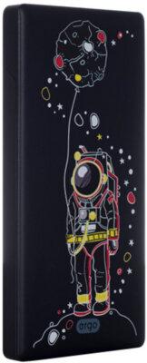 Мобільна батарея ERGO LP-83 10000 mAh Black 3