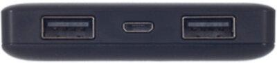 Мобільна батарея ERGO LP-83 10000 mAh Black 5