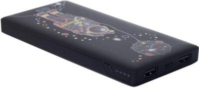 Мобільна батарея ERGO LP-83 10000 mAh Black 7