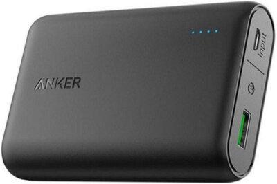 Мобільна батарея ANKER PowerCore QC3.0 V3 10000 mAh Black 1
