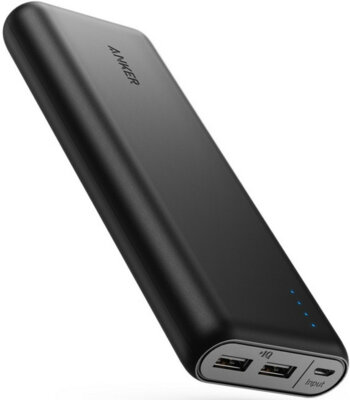 Мобільна батарея ANKER PowerCore V3 20100 mAh Black 1