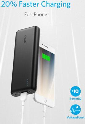 Мобільна батарея ANKER PowerCore V3 20100 mAh Black 3