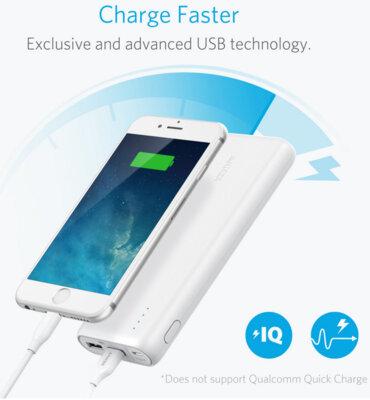 Мобільна батарея ANKER PowerCore V3 20100 mAh White 3