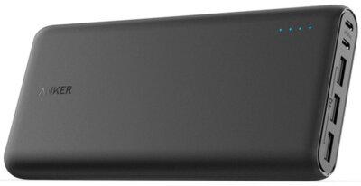 Мобільна батарея ANKER PowerCore 26800 mAh Black 1