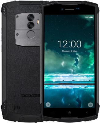 Смартфон Doogee S55 Lite Black 3