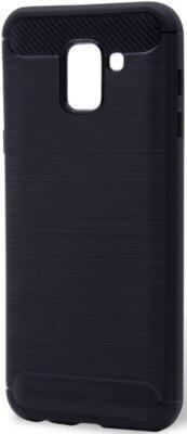 Чехол GlobalCase Leo для Samsung Galaxy J6 J600 Black 1
