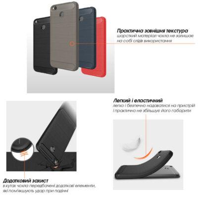 Чехол GlobalCase Leo для Samsung Galaxy J6 J600 Black 2