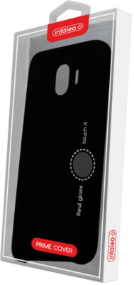 Чохол Intaleo Velvet для Samsung Galaxy J4 J400 Black 4