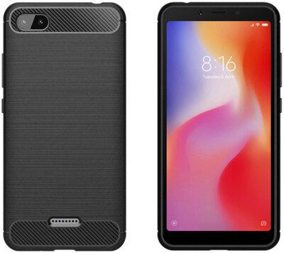 Чохол GlobalCase Leo для Xiaomi Redmi 6A Black 1