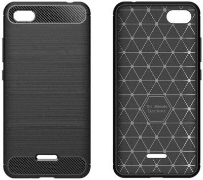 Чохол GlobalCase Leo для Xiaomi Redmi 6A Black 2