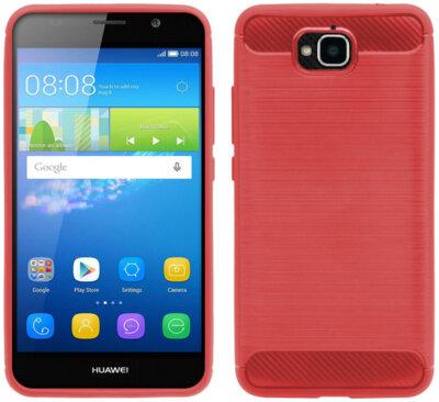 Чохол GlobalCase Leo для Huawei Y6 Pro Red 1