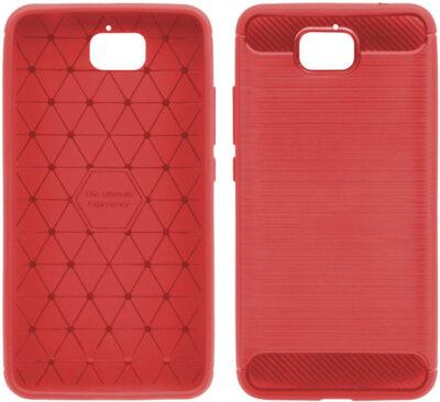 Чохол GlobalCase Leo для Huawei Y6 Pro Red 2