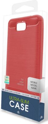 Чохол GlobalCase Leo для Huawei Y6 Pro Red 4