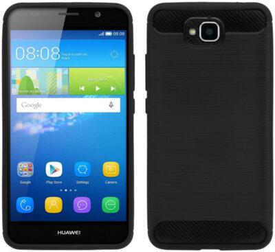 Чохол GlobalCase Leo для Huawei Y6 Pro Black 1