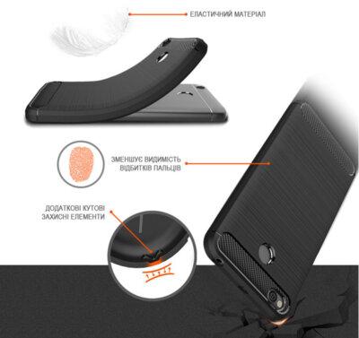 Чохол GlobalCase Leo для Huawei Y6 Pro Black 3