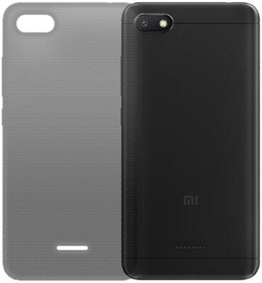 Чехол GlobalCase TPU Extra Slim для Xiaomi Redmi 6A Dark 1