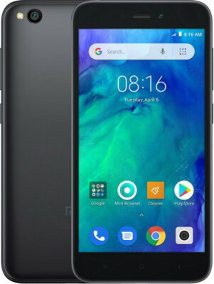 Смартфон Xiaomi Redmi Go 1/8GB Black 2