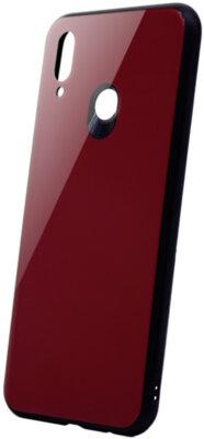 Чохол Intaleo Real Glass для Huawei P Smart Plus Red 1