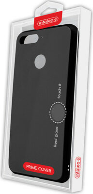 Чехол Intaleo Real Glass для Huawei Y6 Prime 2018 Black 4