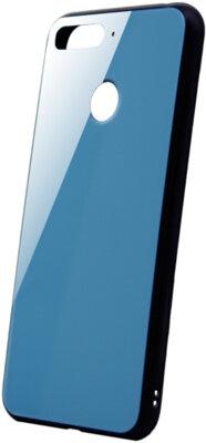 Чехол Intaleo Real Glass для Huawei Y6 Prime 2018 Blue 1