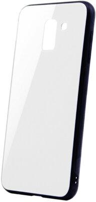 Чехол Intaleo Real Glass для Samsung Galaxy A6 A600 White 1