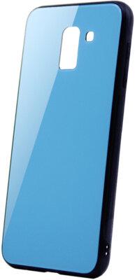 Чехол Intaleo Real Glass для Samsung Galaxy A6 A600 Blue 1