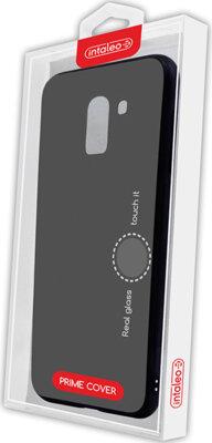 Чохол Intaleo Real Glass для Samsung Galaxy A6 A600 Black 4