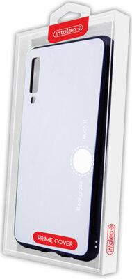 Чохол Intaleo Real Glass для Samsung Galaxy A7 2018 (A750) White 4