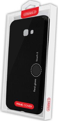 Чохол Intaleo Real Glass для Samsung Galaxy J4+ J415 Black 4