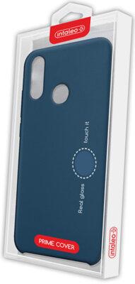 Чохол Intaleo Velvet для Huawei P Smart Plus Blue 5