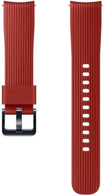 Ремінець Samsung Galaxy Watch 42мм Red ET-YSU81MREGRU 1