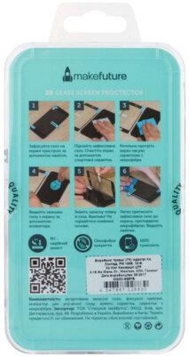 Захисне скло MakeFuture 3D для Samsung Galaxy S8+ G955 Black 3